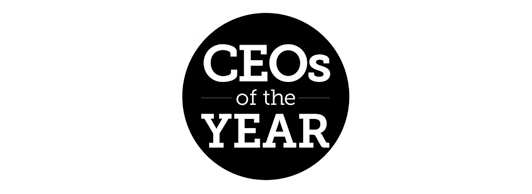 Orlando Business Journal CEO of the year logo